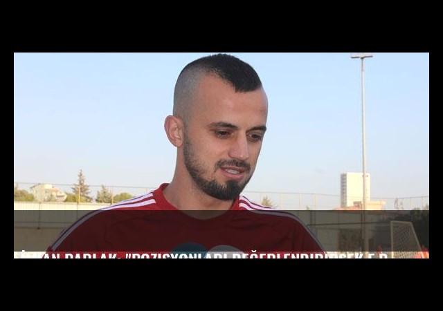 İlhan Parlak: 'Pozisyonları değerlendirirsek F.Bahçe maçından galip ayrılırız'