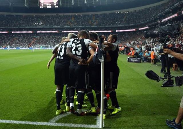 Beşiktaş'ın Vodafone Arena'daki ilk derbi heyecanı!