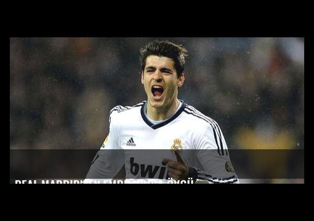 Real Madrid'ten Emre Mor'a övgü