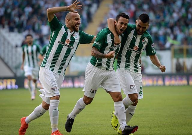 Bursaspor, Kasımpaşa'yı 1-0 mağlup etti!