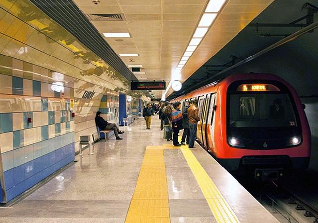 Anadolu yakasına yeni metro