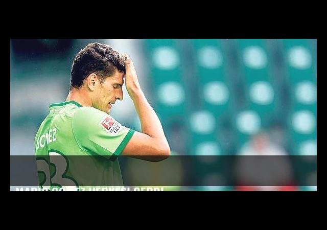 Mario Gomez herkesi gerdi