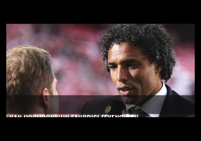 Van Hooijdonk'un favorisi Feyenoord!