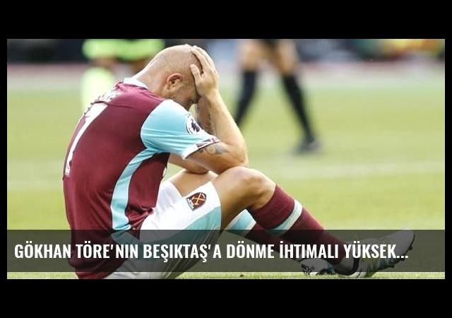 Gökhan Töre'nin Beşiktaş'a Dönme İhtimali Yüksek