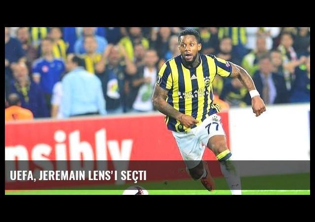 UEFA, Jeremain Lens'i seçti