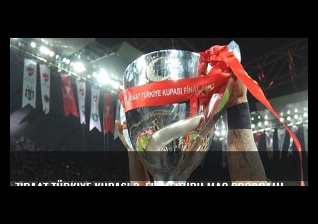 Ziraat Türkiye Kupası 3. eleme turu maç programı belli oldu