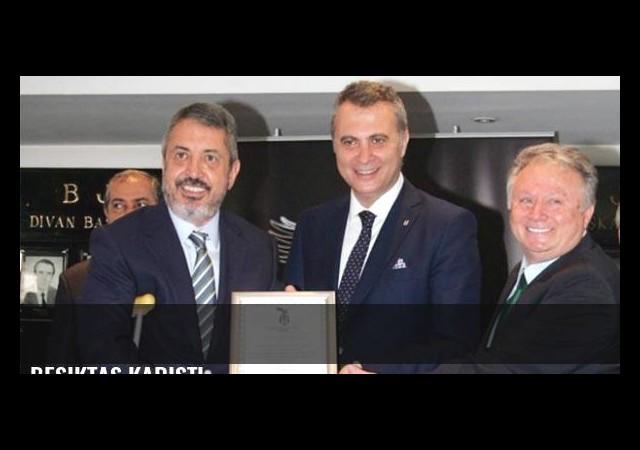 Beşiktaş karıştı