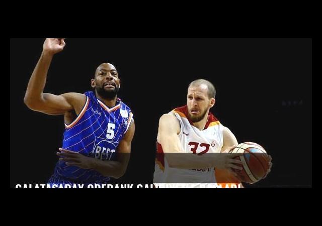 Galatasaray Odebank galibiyetle başladı