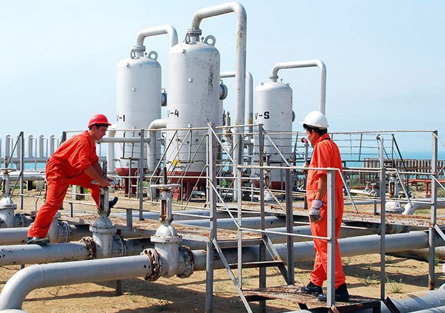 Türkiye'ye doğalgaz müjdesi