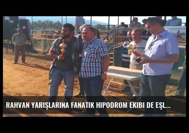 Rahvan yarışlarına Fanatik Hipodrom ekibi de eşlik etti