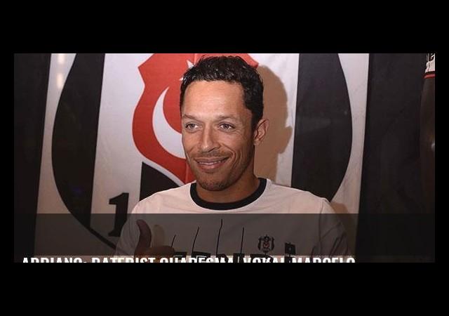 Adriano: Baterist Quaresma, vokal Marcelo