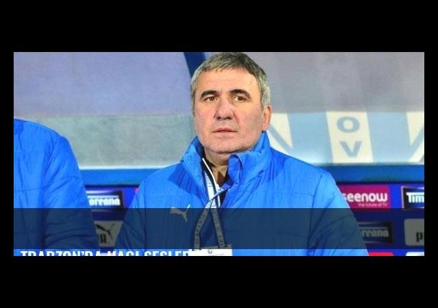 Trabzon'da Hagi sesleri