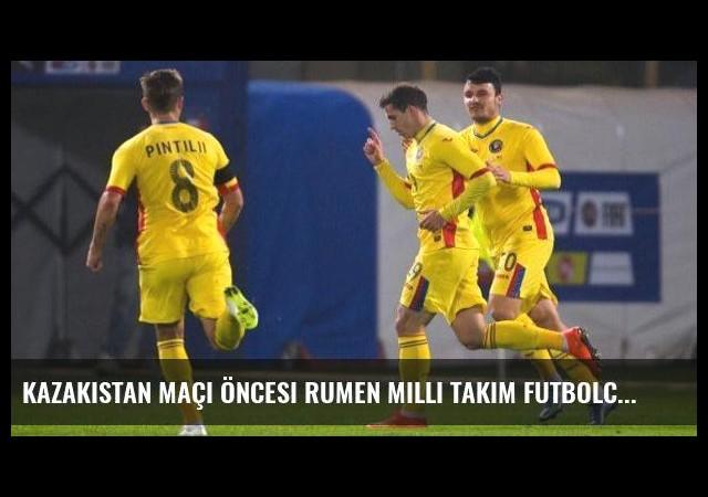 Kazakistan Maçı Öncesi Rumen Milli Takım Futbolcularının Paraları Çalındı