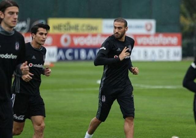 Beşiktaş'ta Napoli maçına özel 11