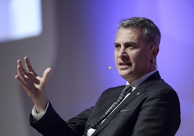Fikret Orman'ın 400 milyon dolarlık hedefi