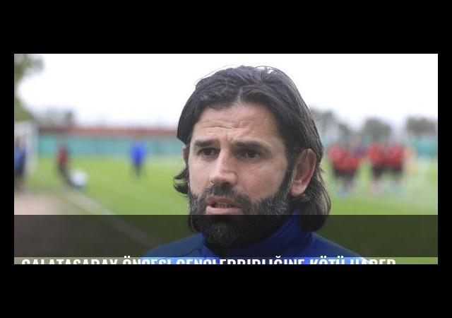Galatasaray öncesi Gençlerbirliğine kötü haber