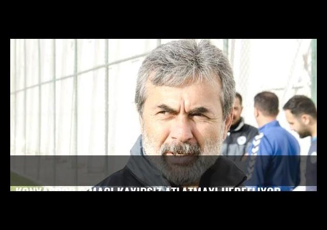 Konyaspor 6 maçı kayıpsız atlatmayı hedefliyor