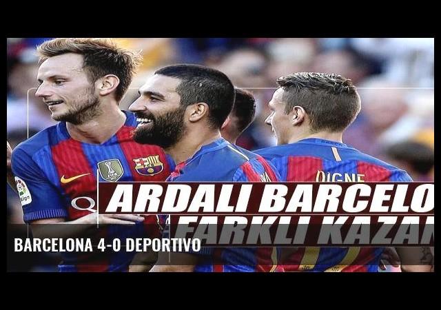 Barcelona 4-0 Deportivo