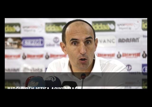 Jurcic'den istifa açıklaması