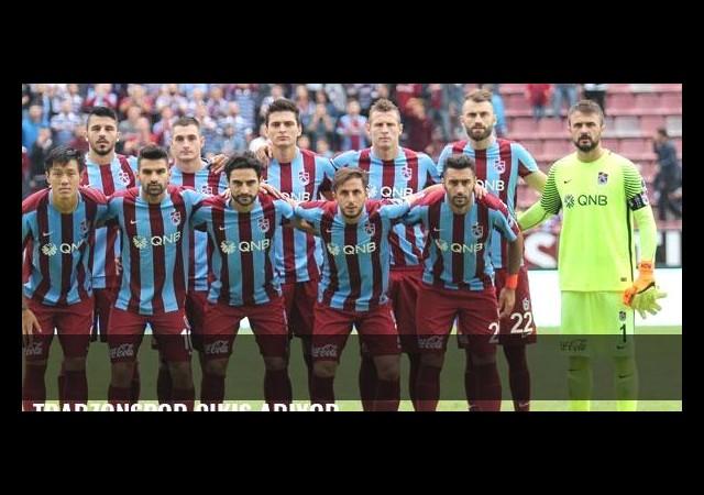 Trabzonspor çıkış arıyor