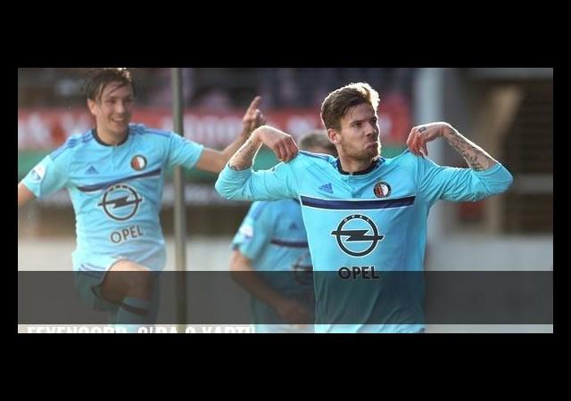 Feyenoord, 9'da 9 yaptı!