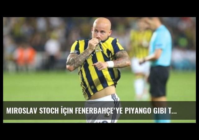 Miroslav Stoch İçin Fenerbahçe'ye Piyango Gibi Teklif!