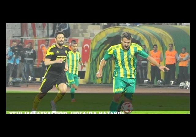 Yeni Malatyaspor, Urfa'da kazandı