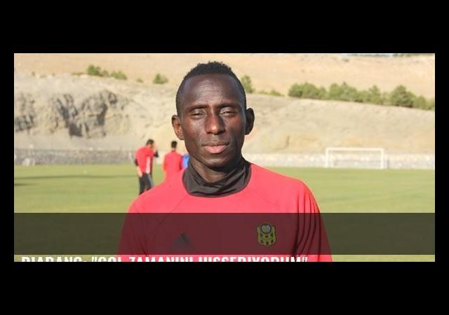 Diabang: 'Gol zamanını hissediyorum'