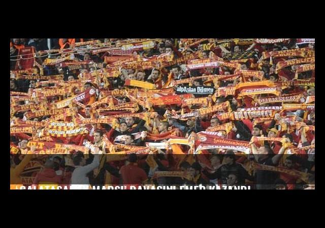 'Galatasaray Marşı' davasını Emeç kazandı