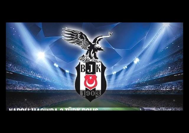 Napoli maçında 3 Türk polis