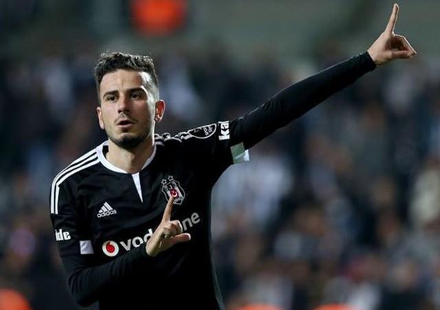 Beşiktaş'a Oğuzhan Özyakup'tan kötü haber