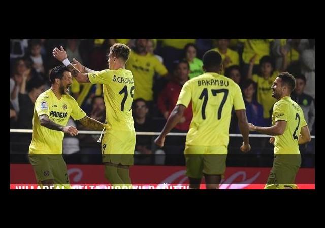 Villareal, Celta Vigo'yu dağıttı!