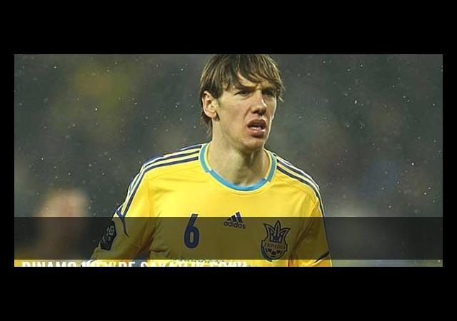 Dinamo Kiev'de sakatlık şoku