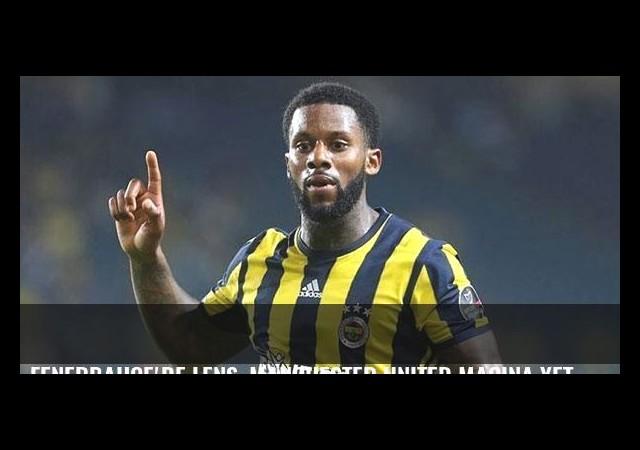 Fenerbahçe'de Lens, Manchester United maçına yetişmiyor