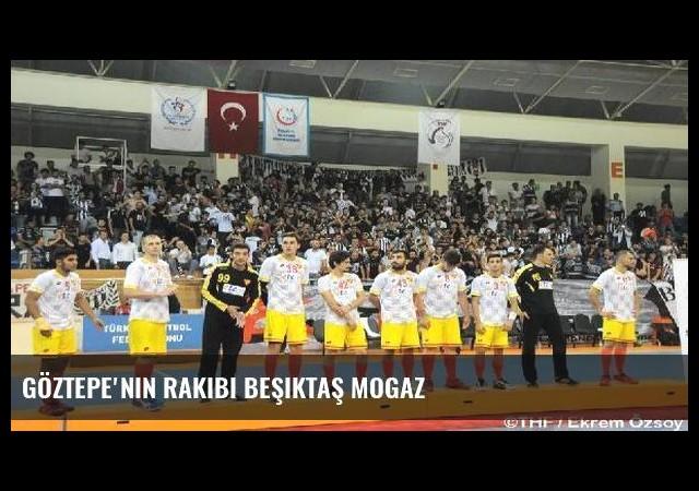 Göztepe'nin rakibi Beşiktaş Mogaz
