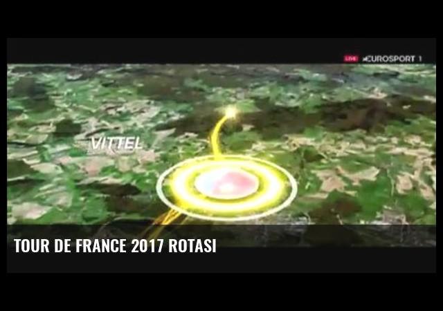 Tour de France 2017 Rotası
