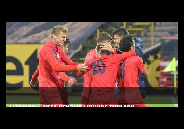 Altınordu, UEFA Gençlik Ligi'nde turladı!
