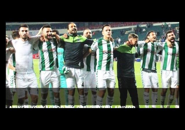 Atiker Konyaspor ilk galibiyetini arıyor