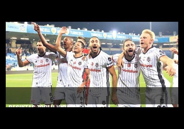 Beşiktaş zorlu virajda