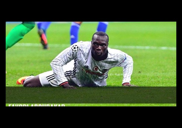 Favori Aboubakar
