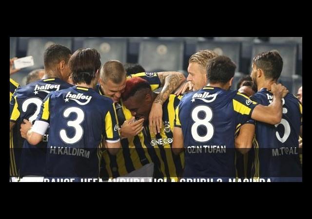Fenerbahçe, UEFA Avrupa Ligi A Grubu 3. maçında yarın Manchester United'a konuk olaca