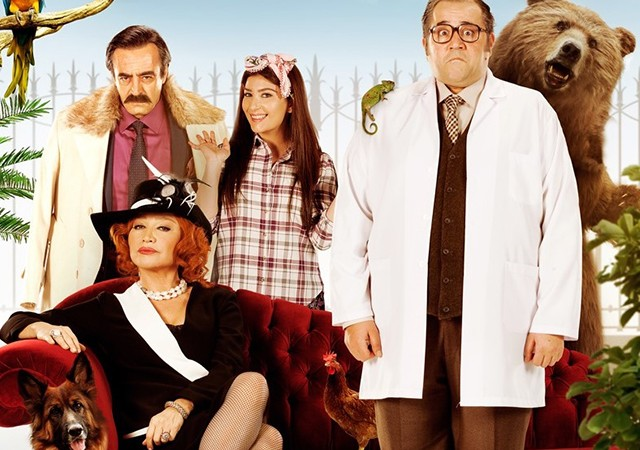 Niyazi Gül Dört Nala yarın akşam TV8'de...