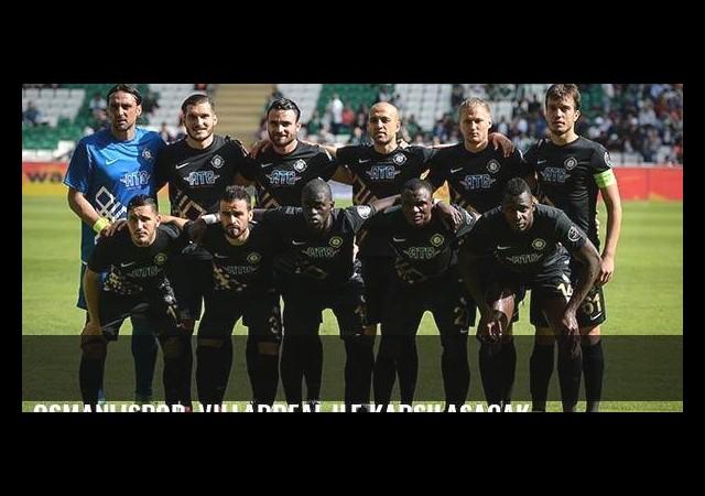 Osmanlıspor, Villarreal ile karşılaşacak