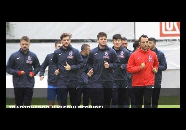 Trabzonspor ilklerin peşinde!