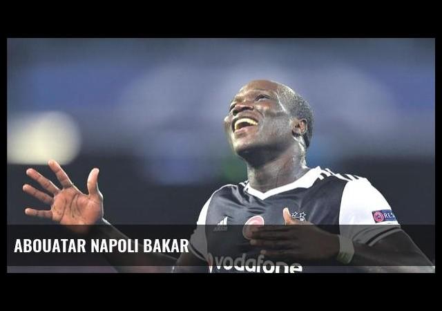 Abouatar Napoli bakar