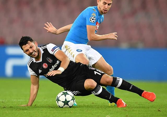 Beşiktaş'a Tolgay'dan iyi haber