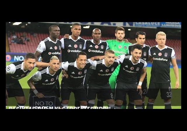 Beşiktaş bir ilki gerçekleştirdi!