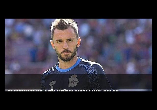 Deportivo'da ayın futbolcusu Emre Çolak