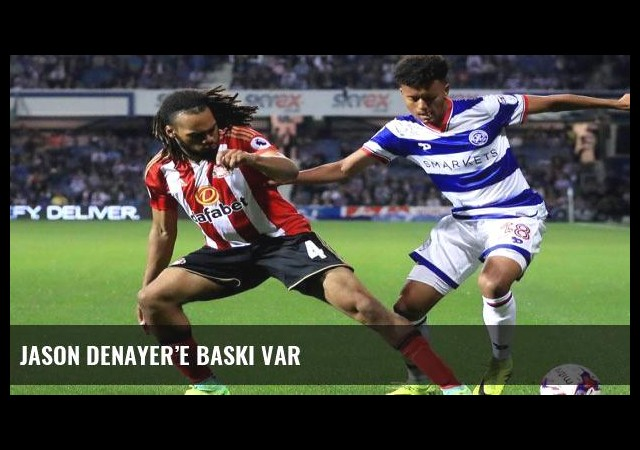 Jason Denayer'e baskı var