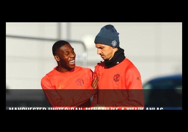 Manchester United'dan, Mensah ile 4 yıllık anlaşma